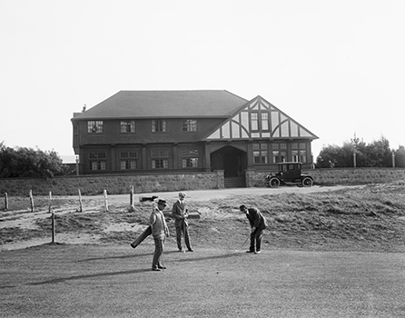 Historic Presidio Golf Course