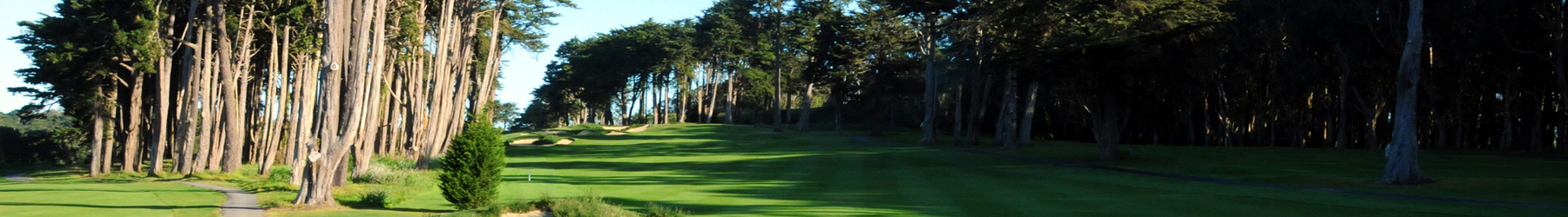 Welcome to the Presidio Golf Course & Clubhouse